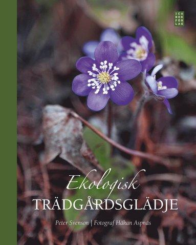 bokomslag Ekologisk trädgårdsglädje