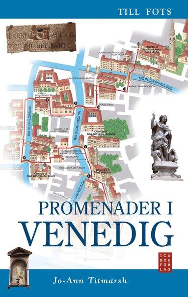 bokomslag Promenader i Venedig