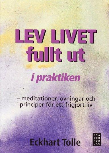 bokomslag Lev livet fullt ut i praktiken : meditationer, övningar och principer för