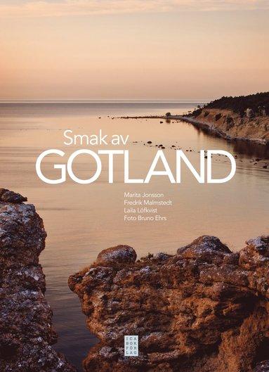 bokomslag Smak av Gotland