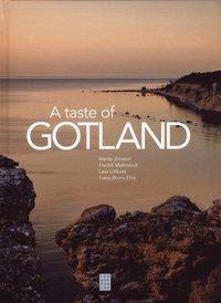 bokomslag A taste of Gotland