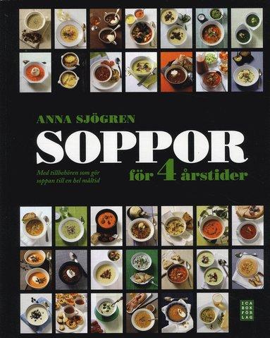 bokomslag Soppor för fyra årstider