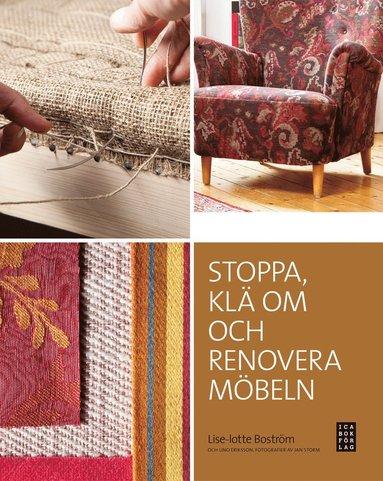 bokomslag Stoppa, klä om och renovera möbeln
