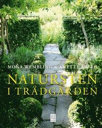 bokomslag Natursten i trädgården