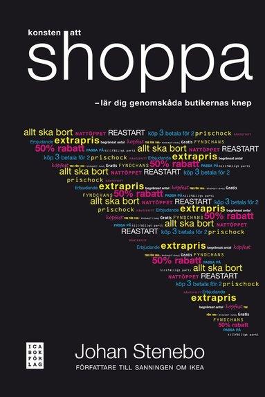 bokomslag Konsten att shoppa : lär dig genomskåda butikernas knep