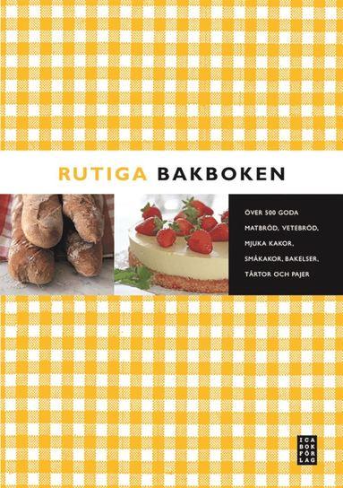 bokomslag Rutiga bakboken