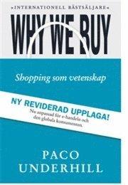 bokomslag Why we buy : shopping som vetenskap