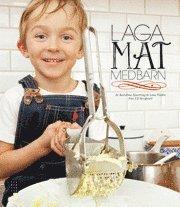 bokomslag Laga mat med barn