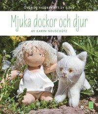 bokomslag Mjuka dockor och djur