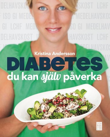 bokomslag Diabetes : du kan själv påverka