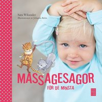 bokomslag Massagesagor för de minsta