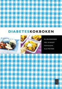 bokomslag Diabeteskokboken