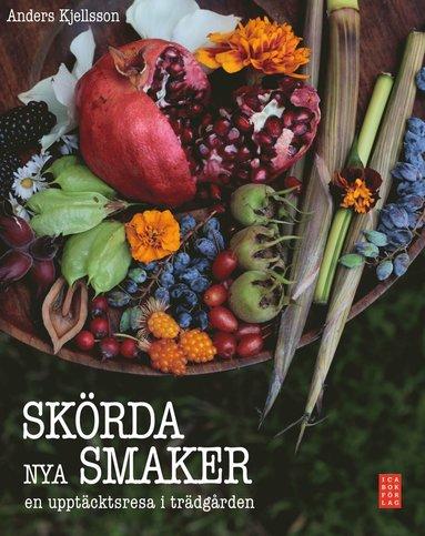 bokomslag Skörda nya smaker : en upptäcktsresa i trädgården