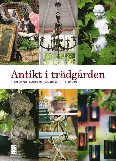 bokomslag Antikt i trädgården