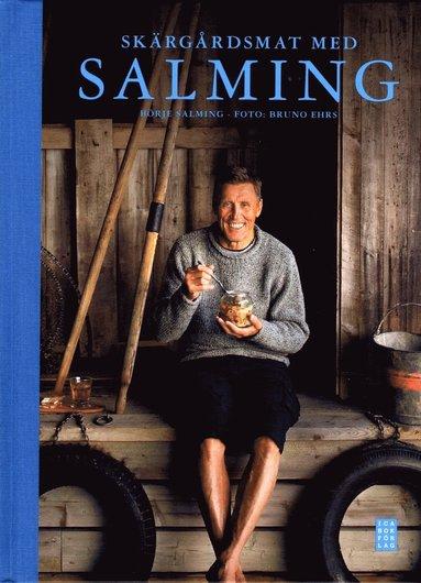 bokomslag Skärgårdsmat med Salming