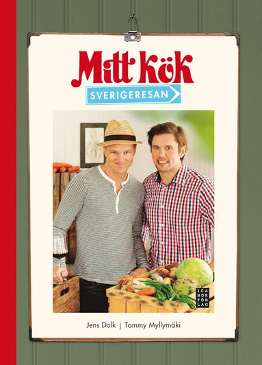 bokomslag Mitt kök : Sverigeresan