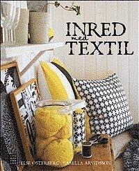 bokomslag Inred med textil