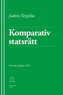 bokomslag Komparativ statsrätt