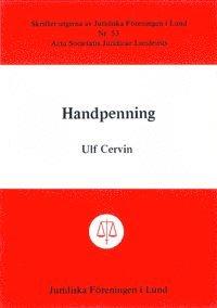 bokomslag Handpenning