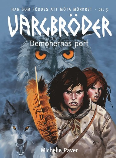 bokomslag Vargbröder 3 – Demonernas port