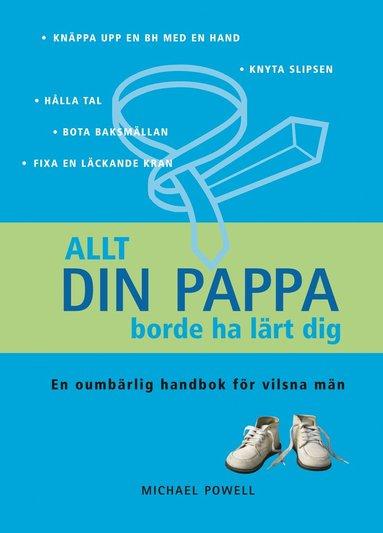 bokomslag Allt din pappa borde ha lärt dig : en oumbärlig handbok för vilsna män