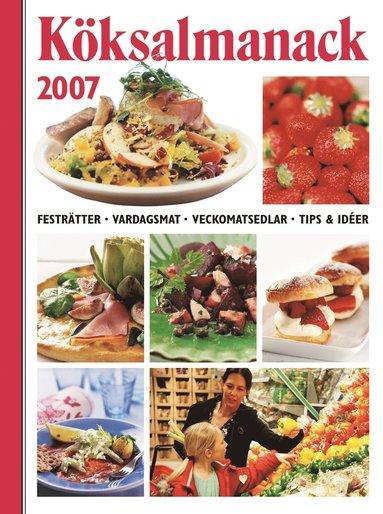 bokomslag Köksalmanack 2007