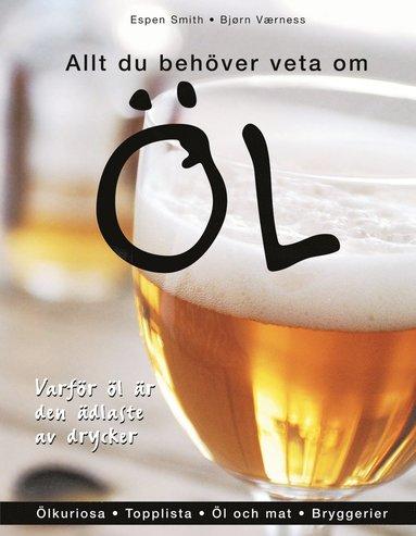 bokomslag Allt du behöver veta om öl