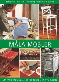 bokomslag Måla möbler