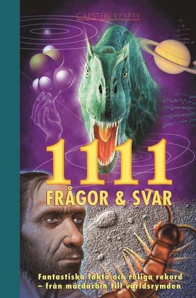 bokomslag 1111 frågor & svar