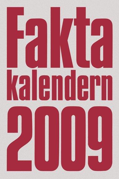bokomslag Faktakalendern 2009