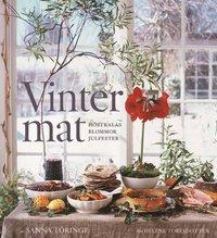 bokomslag Vintermat : höstkalas, blommor, julfester