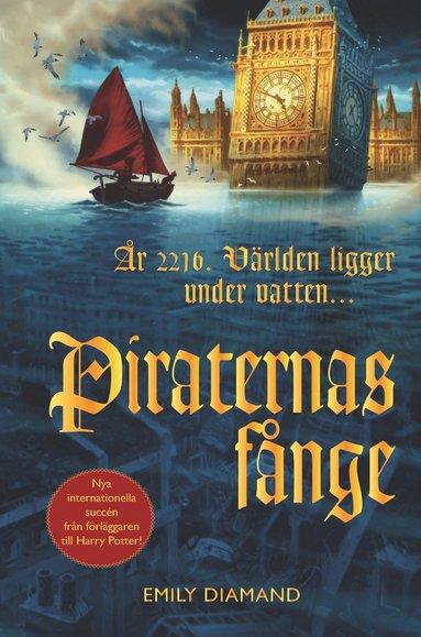bokomslag Piraternas fånge