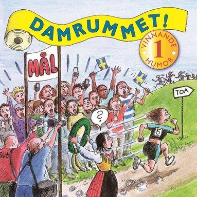 bokomslag Damrummet : vinnande humor