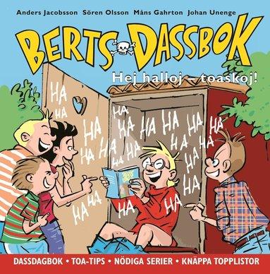 bokomslag Berts dassbok : hej, halloj - toaskoj!