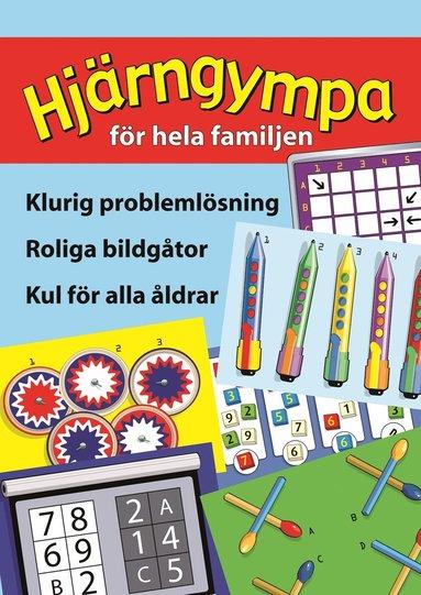 bokomslag Hjärngympa för hela familjen