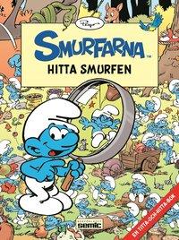 bokomslag Hitta smurfen! : En titta-och-hitta-bok