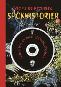 bokomslag Stora boken med spökhistorier
