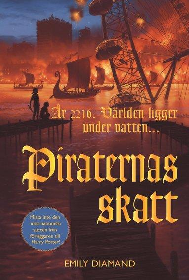 bokomslag Piraternas skatt :