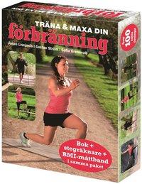 bokomslag Träna och maxa din förbränning (bok+kartong)