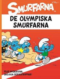 bokomslag De olympiska smurfarna