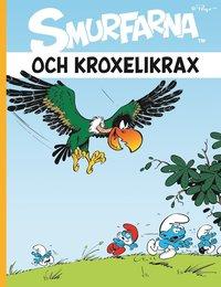 bokomslag Smurfarna och Kroxelikrax