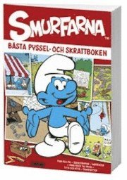 bokomslag Smurfarna : bästa pyssel- och skrattboken