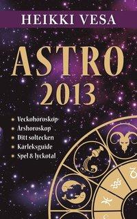 bokomslag Astro 2013