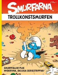 bokomslag Trollkonstsmurfen