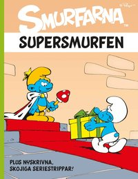 bokomslag SUPERSMURFEN