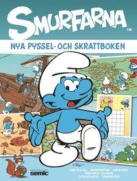 bokomslag Smurfarna : nya pyssel- och skrattboken
