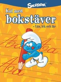 bokomslag Smurfarna: Kul med bokstäver - läs, lek och lär