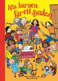 bokomslag Alla barnen får ett syskon