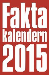 bokomslag Faktakalendern 2015
