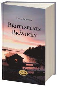 bokomslag Brottsplats Bråviken